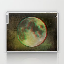 Stereo Moon Laptop & iPad Skin