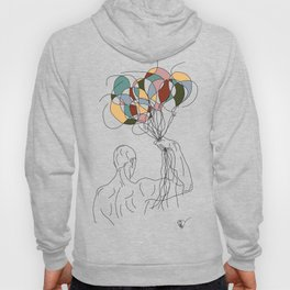 Invincible Power of Imagination Hoody