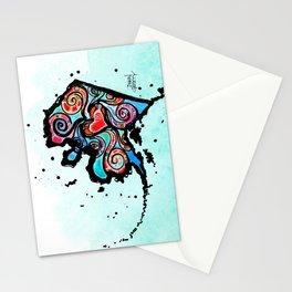 Alaska Love Stationery Cards