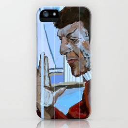 The Wrath of Khan iPhone Case