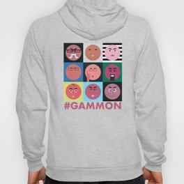 #GAMMON - HASHTAG GAMMON Hoody