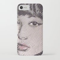 karma iPhone & iPod Cases featuring Karma  by Delton Demarest