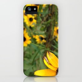 Flower Weather. iPhone Case