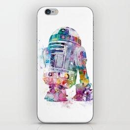 R2-D2 iPhone Skin