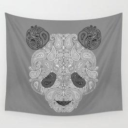 Paisley Panda Wall Tapestry
