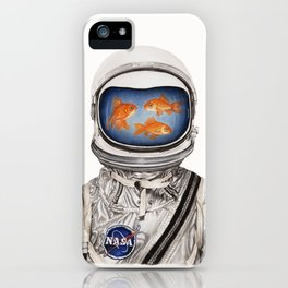 Space For All iPhone Case