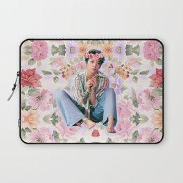 F(Amber) Flower Queen  Laptop Sleeve