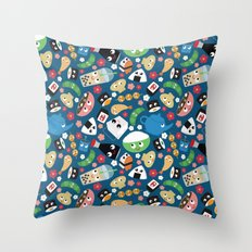 Bento Box Throw Pillow