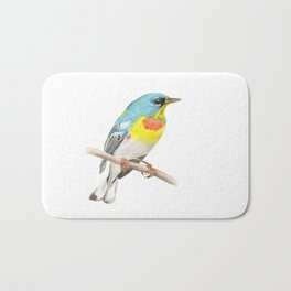 Northern Parula Bath Mat