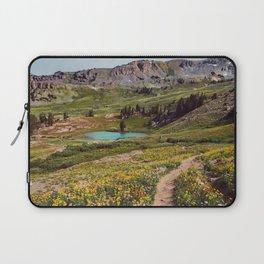 Sunset Lake Laptop Sleeve