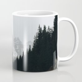 Moraine Lake Road Coffee Mug