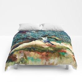 it's greek to me Comforters