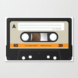 K7 cassette 8 90 Canvas Print