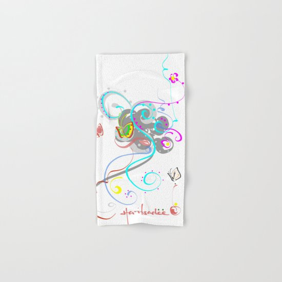 design 7 Hand & Bath Towel