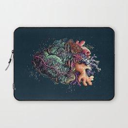 Poseidon's Heart Laptop Sleeve