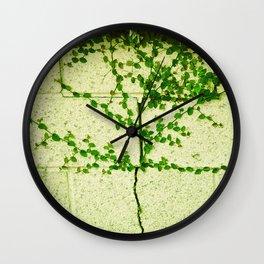 Ivy Wall Wall Clock