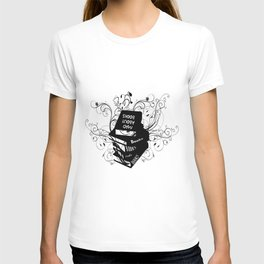 Mad About Books T-shirt