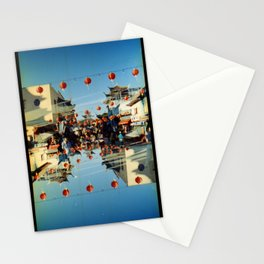 ron (35mm multi exposure) Stationery Cards