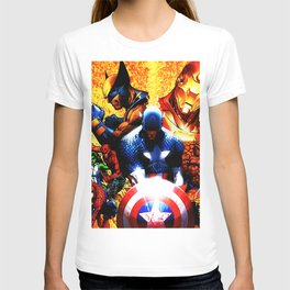 hero all T-shirt