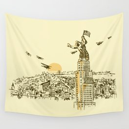 King City Wall Tapestry