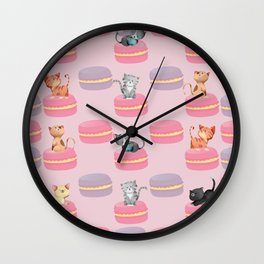 My Favorite Things Wall Clock