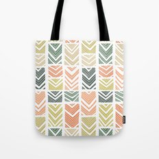 Sugar Wave Tote Bag