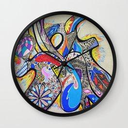 TAG SURF Wall Clock