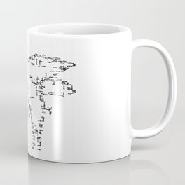 Flying pig # 11 Coffee Mug
