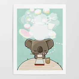 Hungry Dream Poster