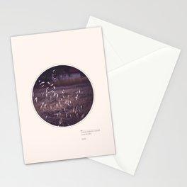 Darkness & Stars Stationery Cards