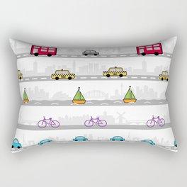 City travel Rectangular Pillow