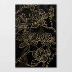 Flowers 3 Canvas Print