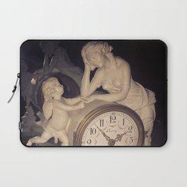 Porcelain Time  Laptop Sleeve