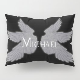 Archangel Michael with Wings Pillow Sham