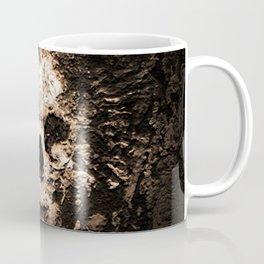 Skull Face Scary Coffee Mug