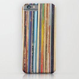 Vintage Records iPhone Case