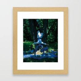 The Hanged One Framed Art Print