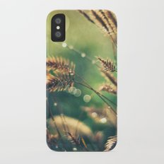 Microcosm Slim Case iPhone X