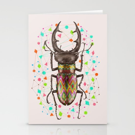 INSECT IV Stationery Cards