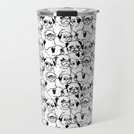 Oh Pugs Travel Mug