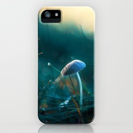 In the Dusk of Dawn iPhone Case