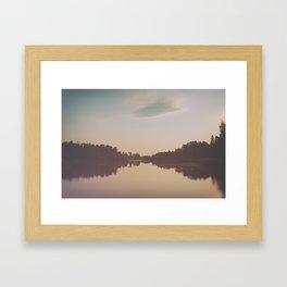 Archipelago View II Framed Art Print