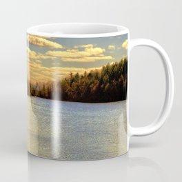 Lake Minnewaska in Autumn Coffee Mug
