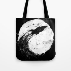 Midnight Delivery Tote Bag