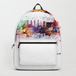 kansas city artistic Backpack