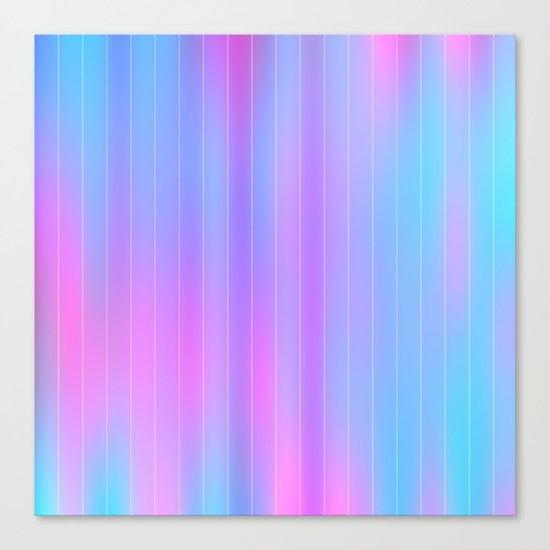 Retro Pink Canvas Print