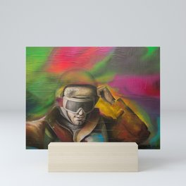 G POWER Mini Art Print