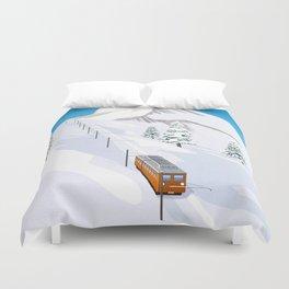 Zermatt Duvet Cover