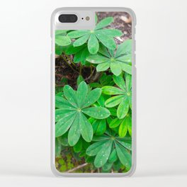 The Star Shrub Of Spite Clear iPhone Case
