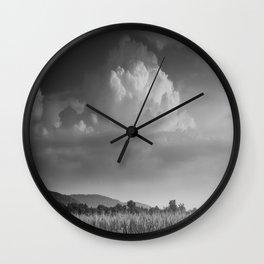 The Farmer's Life Wall Clock